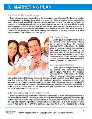 Piękna rodzina w domu 3D - samodzielnie nad białym tle Szablony słownikowe - Strona 8