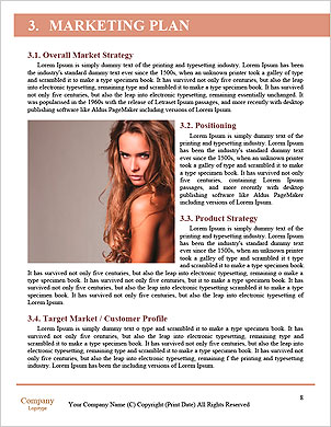 Asian beauty skin care woman face, Beautiful young woman touching her face looking to the side. Isol Word Template - Page 8