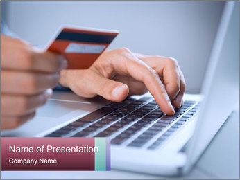 Add To Cart PowerPoint Template