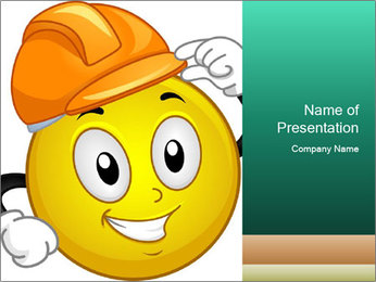 Smiley Powerpoint Template Smiletemplatescom