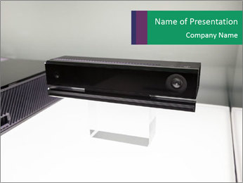 Xbox One PowerPoint Template