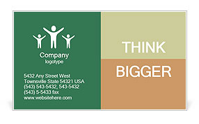 0000094738 Business Card Template
