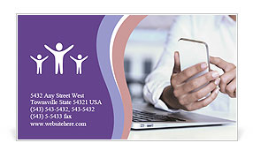 0000094783 Business Card Template