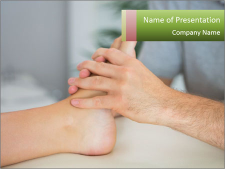 Physiotherapist PowerPoint Template