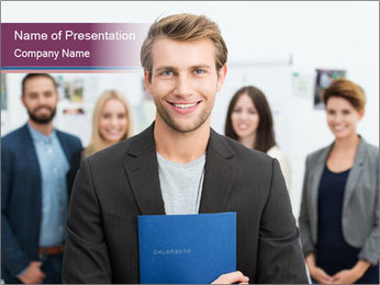 Successful PowerPoint Template
