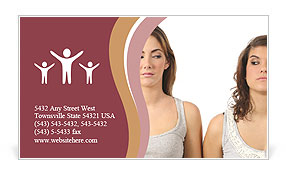 0000094987 Business Card Template
