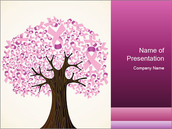 Cancer Powerpoint Template Smiletemplates Com