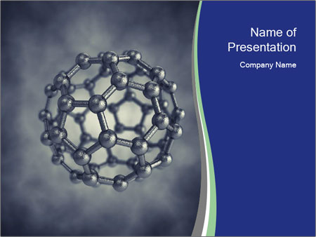 Nanotechnology Powerpoint Template Infographics Slides