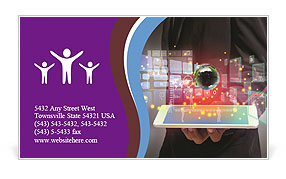 0000097703 Business Card Template