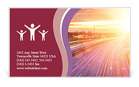 0000097878 Business Card Template