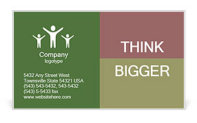 0000098361 Business Card Template