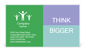 0000098364 Business Card Template