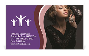 0000098420 Business Card Template