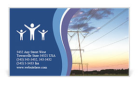 0000098537 Business Card Template