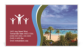 0000098606 Business Card Template