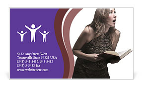 0000098620 Business Card Template